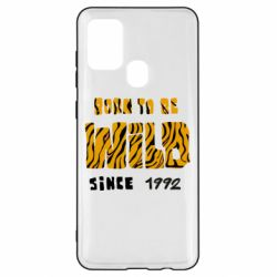 Чохол для Samsung A21s Born to be wild sinse 1992