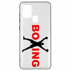 Чехол для Samsung A21s BoXing X
