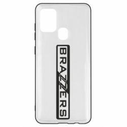 Чехол для Samsung A21s Brazzers Logo