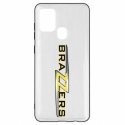 Чохол для Samsung A21s Brazzers new