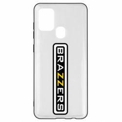 Чохол для Samsung A21s Brazzers
