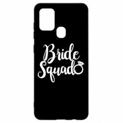 Чохол для Samsung A21s Bride Squad