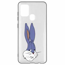 Чохол для Samsung A21s Bugs Bunny Meme Face