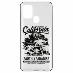 Чохол для Samsung A21s California Beach