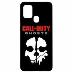 Чохол для Samsung A21s Call of Duty Ghosts
