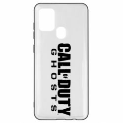 Чохол для Samsung A21s Call of duty ghosts