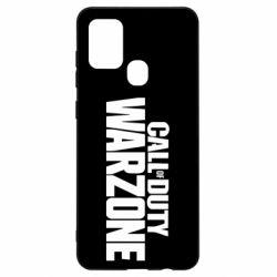 Чохол для Samsung A21s Call of Duty: Warzone