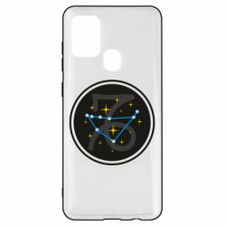Чехол для Samsung A21s Capricorn constellation