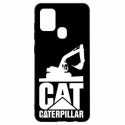 Чохол для Samsung A21s Caterpillar cat