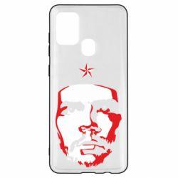 Чохол для Samsung A21s Che Guevara face