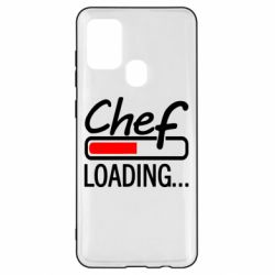 Чехол для Samsung A21s Chef loading