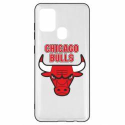 Чохол для Samsung A21s Chicago Bulls vol.2