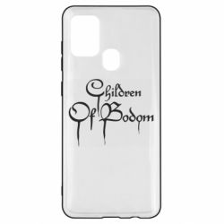 Чохол для Samsung A21s Children of bodom logo