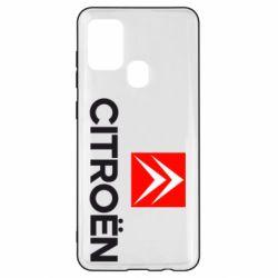 Чехол для Samsung A21s CITROEN 2