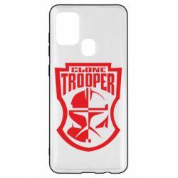 Чехол для Samsung A21s Clone Trooper
