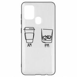 Чохол для Samsung A21s Coffee and whiskey