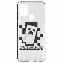 Чохол для Samsung A21s Color Minecraft