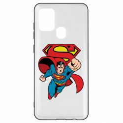 Чохол для Samsung A21s Comics Superman