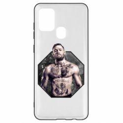 Чехол для Samsung A21s Conor McGregor