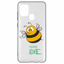 Чохол для Samsung A21s Crazy Bee
