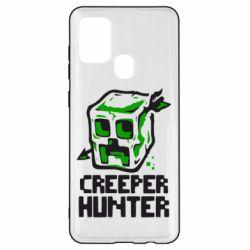 Чехол для Samsung A21s Creeper Hunter