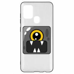 Чохол для Samsung A21s Cute black boss