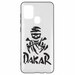 Чехол для Samsung A21s DAKAR LOGO