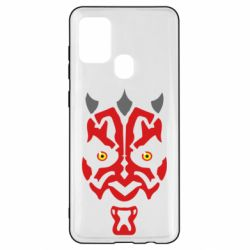 Чохол для Samsung A21s Darth Maul Face