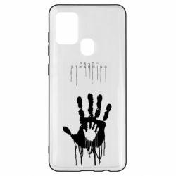 Чохол для Samsung A21s Death Stranding