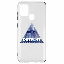 Чохол для Samsung A21s Detroit: Become Human