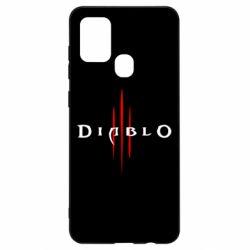 Чехол для Samsung A21s Diablo 3