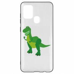 Чехол для Samsung A21s Dino toy story