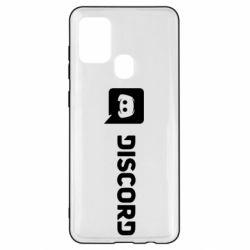 Чохол для Samsung A21s Discord