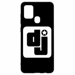 Чехол для Samsung A21s DJ star