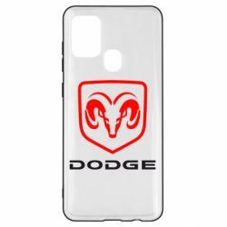 Чохол для Samsung A21s DODGE