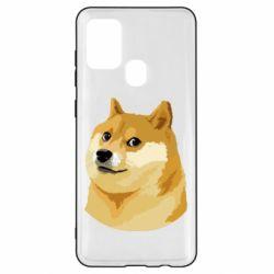 Чохол для Samsung A21s Doge