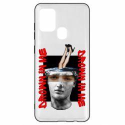 Чохол для Samsung A21s Drown in me