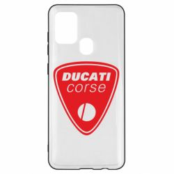 Чехол для Samsung A21s Ducati Corse