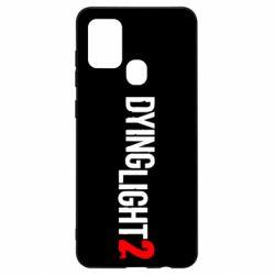 Чохол для Samsung A21s Dying Light 2 logo