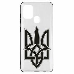 Чохол для Samsung A21s Emblem  16