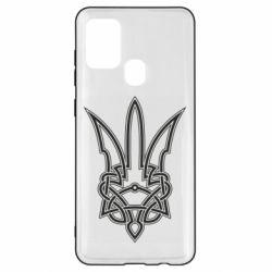 Чохол для Samsung A21s Emblem 18