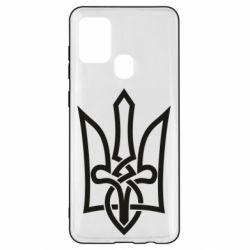 Чехол для Samsung A21s Emblem 22