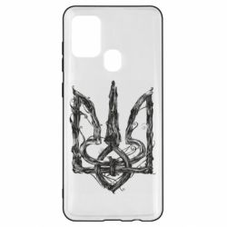 Чохол для Samsung A21s Emblem 8