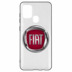 Чохол для Samsung A21s Emblem Fiat
