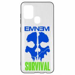 Чохол для Samsung A21s Eminem Survival