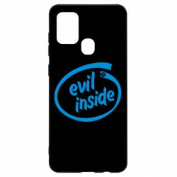 Чехол для Samsung A21s Evil Inside