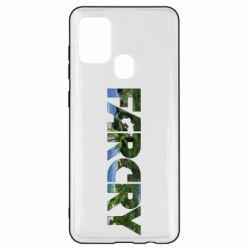 Чехол для Samsung A21s Far Cry Island