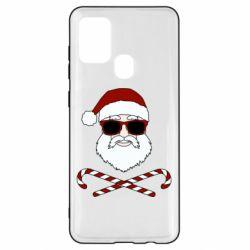 Чохол для Samsung A21s Fashionable Santa