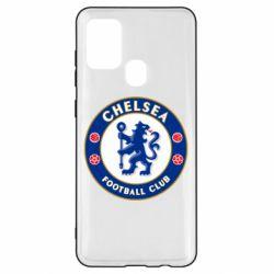 Чехол для Samsung A21s FC Chelsea