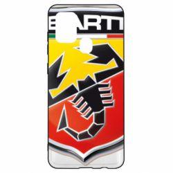 Чехол для Samsung A21s FIAT Abarth